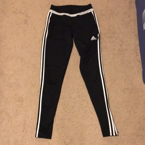 8397f8a61a Adidas Track Pants W Ankle Zipper, Women's XS